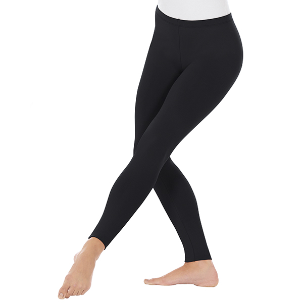 9ef90c24d61490 10333 - Womens Ankle Leggings with Cotton Lycra®