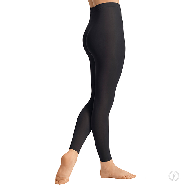 cdcd6b3d5bd358 212 - Womens Non-Run Footless Tights with Soft Knit Waistband by EuroSkins
