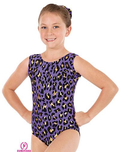 86fa6567d97f 2289 - Girls Luxe Leopard Print Gymnastics Leotard